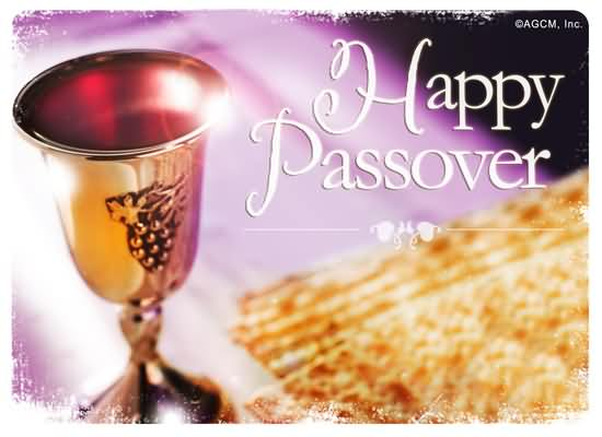 Best Wishes Happy Passover Greetings Image