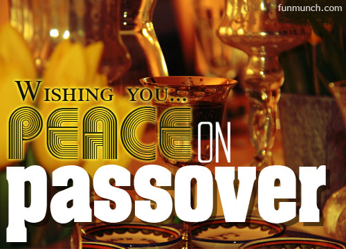 Best Wishes Happy Passover Image