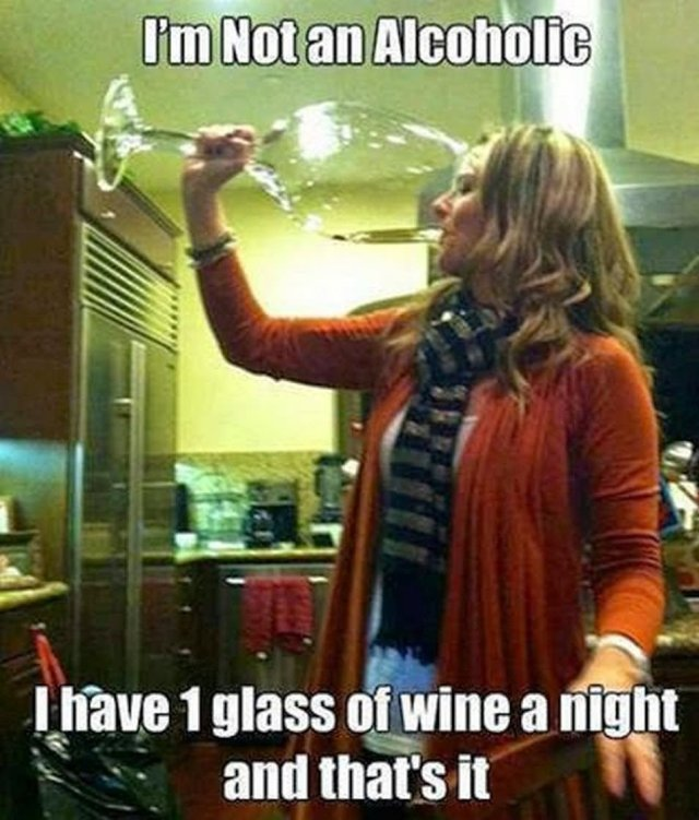 Camel Memes i m not an alcoholic i have 1 glass of wine a night and that's it