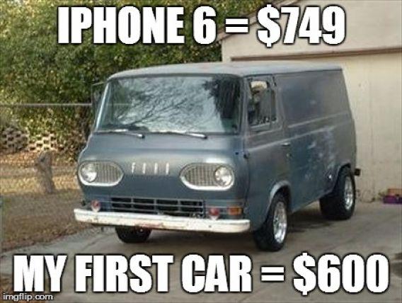 Car Memes Iphone 749 my first car 600