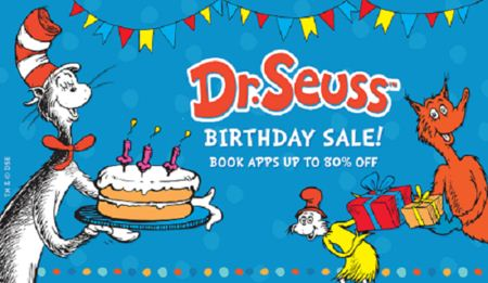 Celebrate Dr. Seuss Birthday Wishes Images
