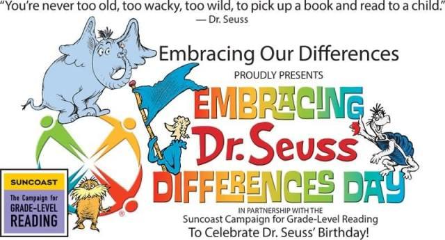 Celebrate Dr. Seuss Birthday