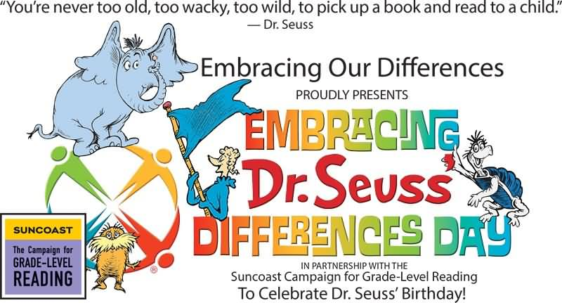 Celebrate Dr. Seuss Birthday