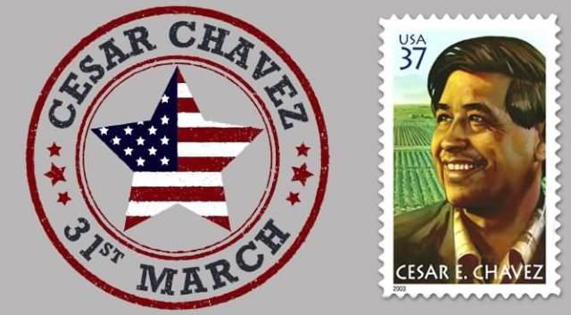Cesar Chavez Day 88