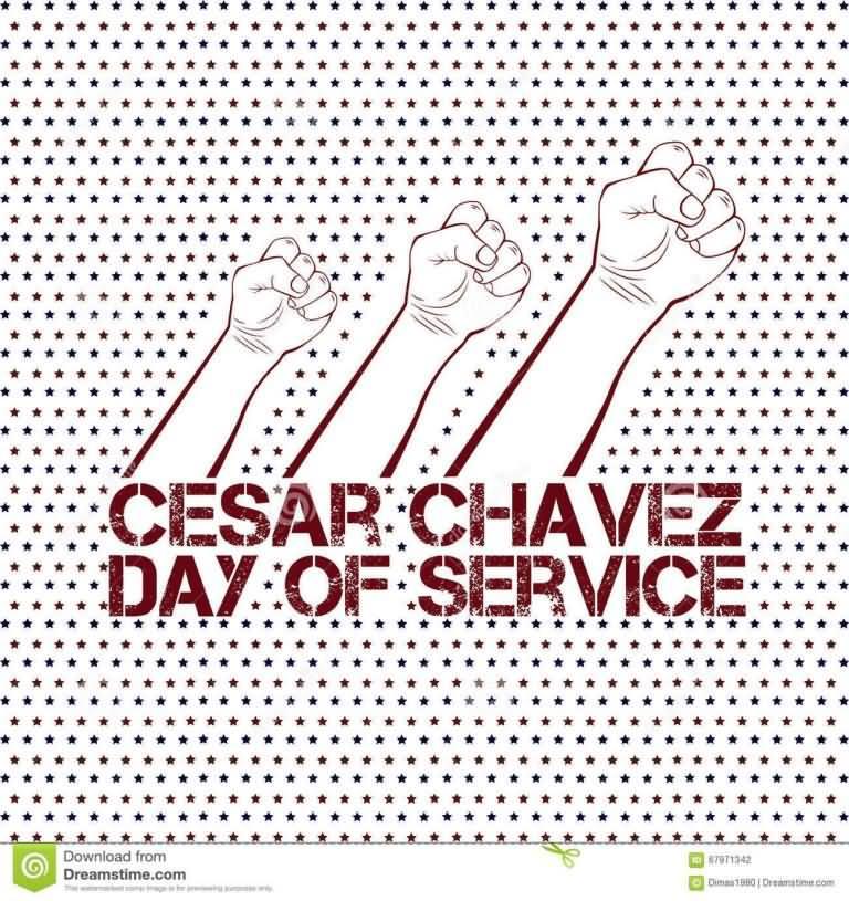 Cesar Chavez Day 89