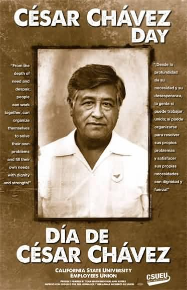 Cesar Chavez Day 92