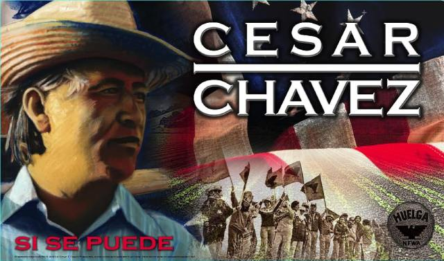 Cesar Chavez Day Poster 106