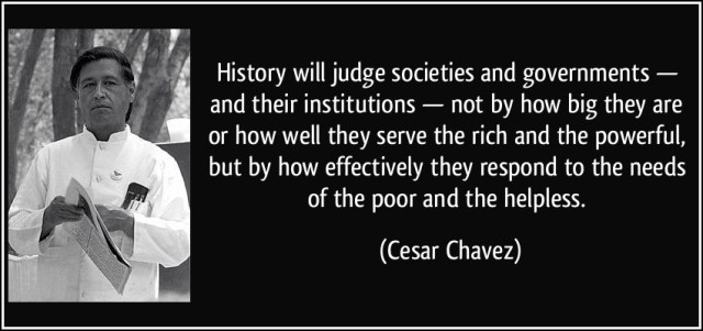 Cesar Chavez Quotes 65