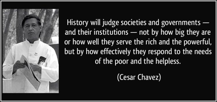 Cesar Chavez Quotes 65