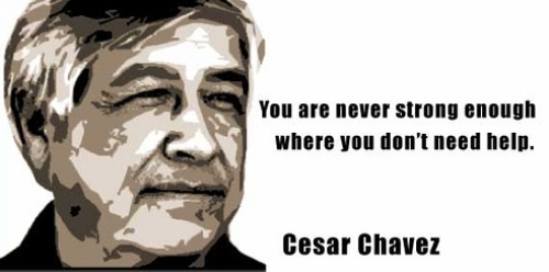 Cesar Chavez Quotes 84