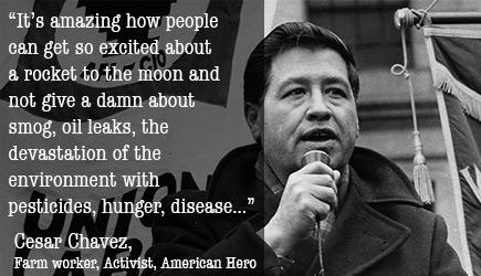 Cesar Chavez Quotes 90