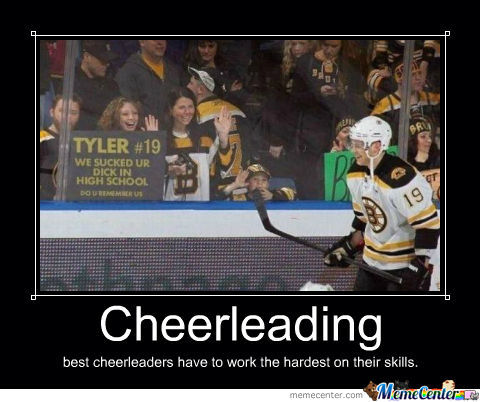 Cheerleading Meme Cheerleading best cheerleaders have to work the hardest