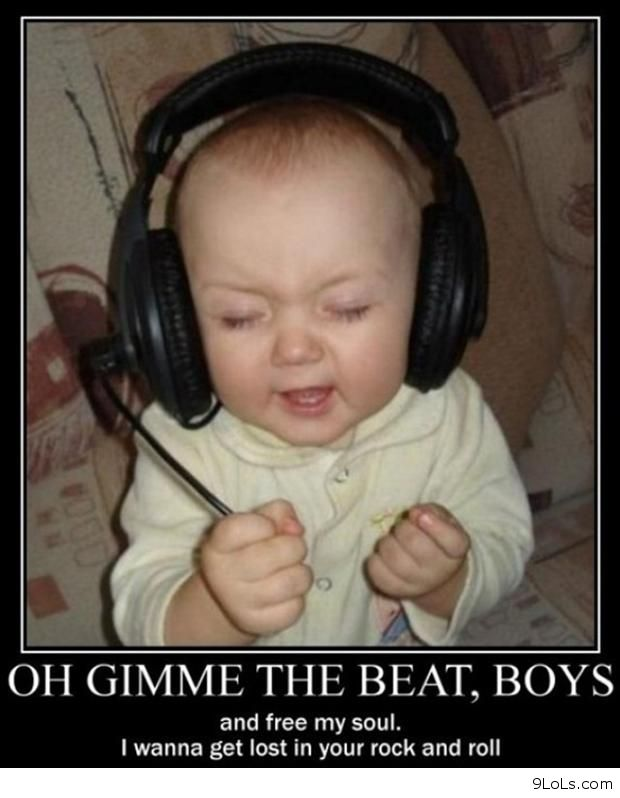 Children Meme Oh gimme the beat boys and free my soul