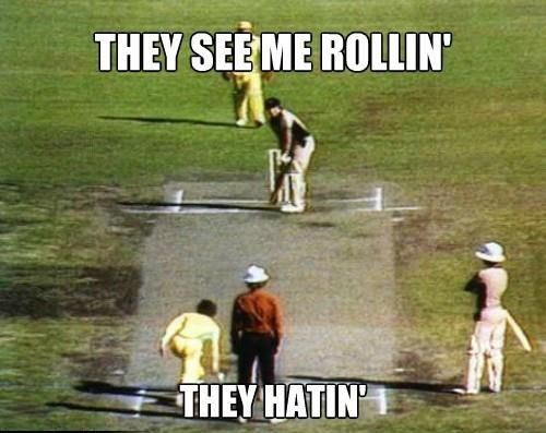 Cricket Meme They see me rollin they hatin