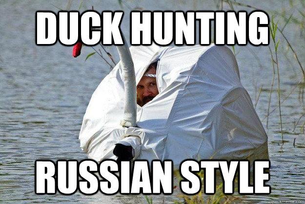 Joke duck buck fuck