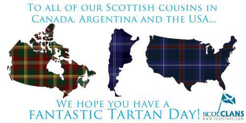 Fantastic Tartan Day Image