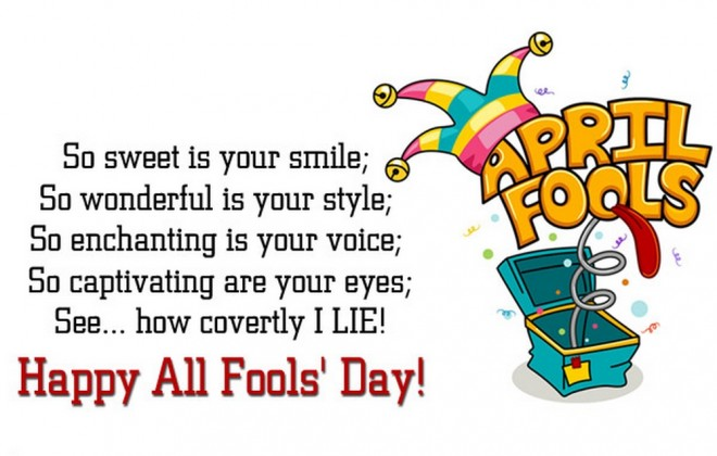 Happy April Fools Wishes Image31