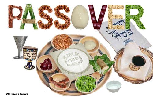 Happy Passover Image