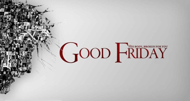 Have A Blessed Good Friday Wishes Wallpaper