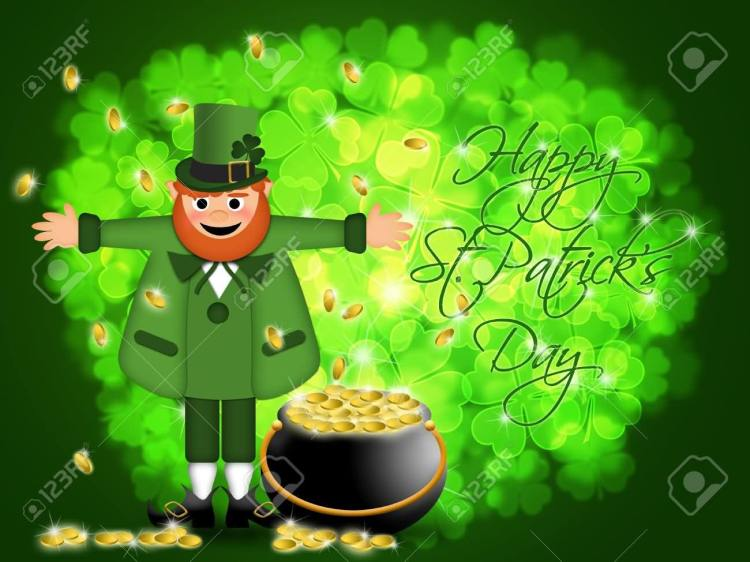 Have A Happy St. Patrick's Day Wishes Message Image