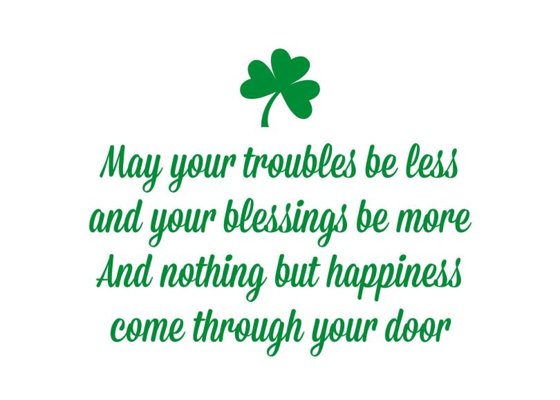 Have Blessed St. Patrick's Day Wishes Message Image