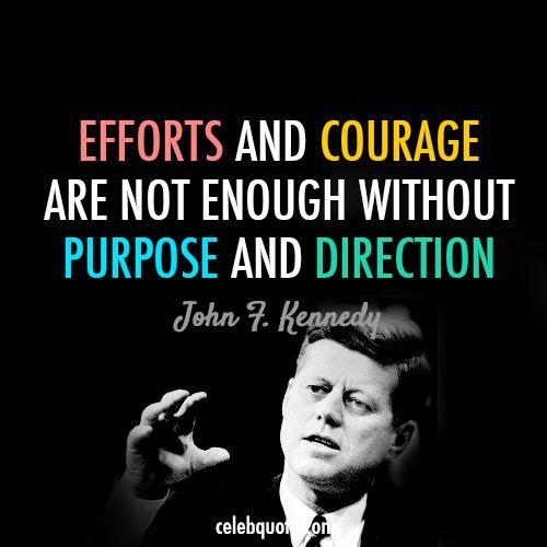 John F Kennedy Quotes Sayings 10