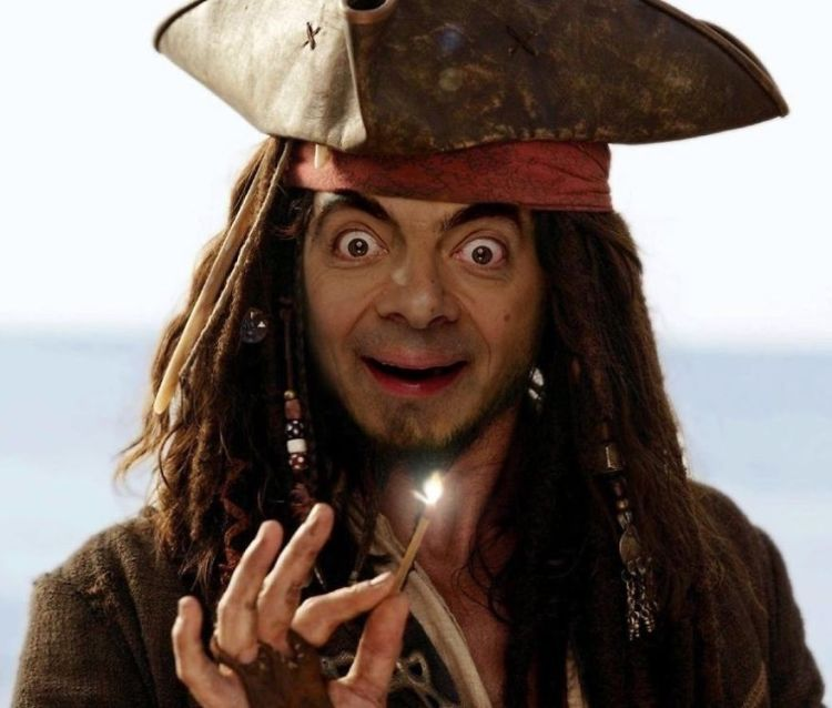 Mr Bean Funny Photoshop Images 06