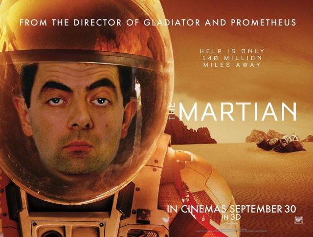 Mr Bean Funny Photoshop Images 20
