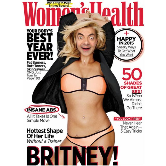Mr Bean Funny Photoshop Images 39