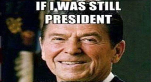 Obama Meme if i was still predent