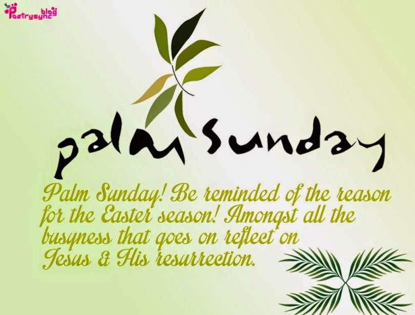 Palm Sunday Wishes 0122