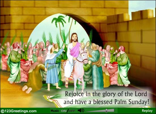Palm Sunday Wishes 013