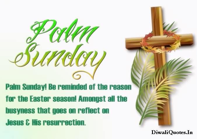 Palm Sunday Wishes Quotes 12