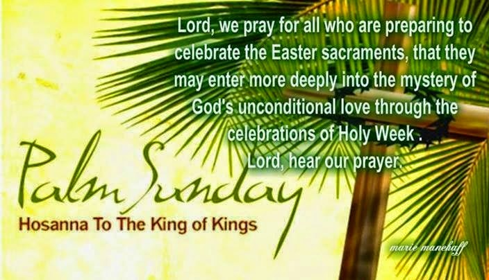 Palm Sunday Wishes Quotes 24