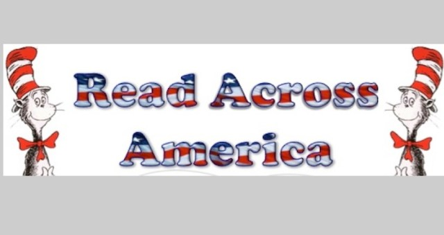Read Across America Day Wishes Banner Images