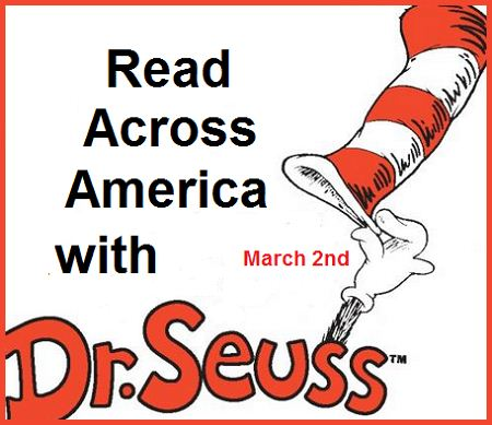 Read Across America Day With Dr. Seuss Birthday Wishes