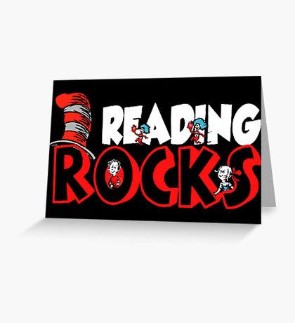 Reading Rocks Read Across America Day