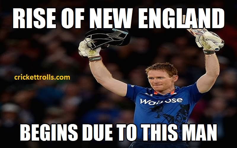 Rise of new england begins due to this man Cricket Memes