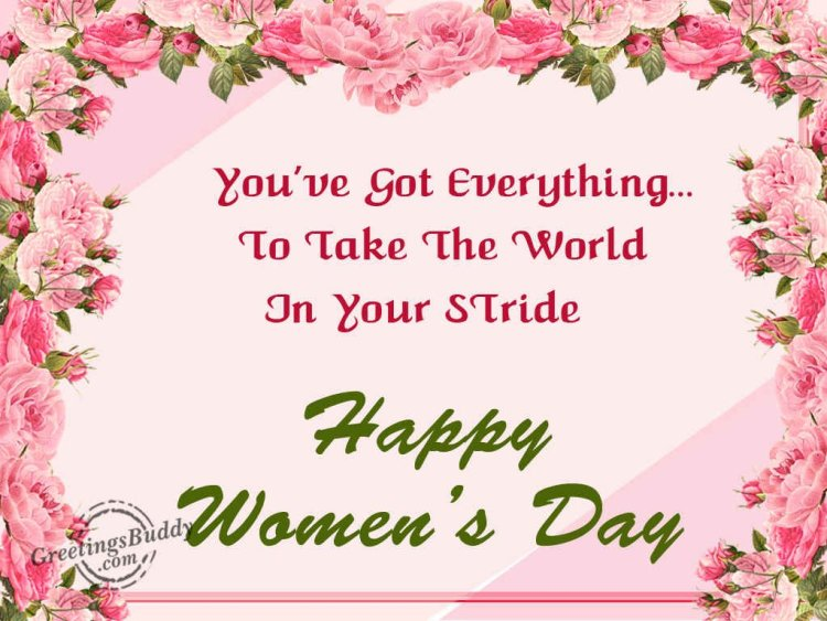 Wishing You Happy Women's Day Wishes Best Quotes For Mother