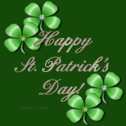 Wonderful St. Patrick's Day Wishes Image