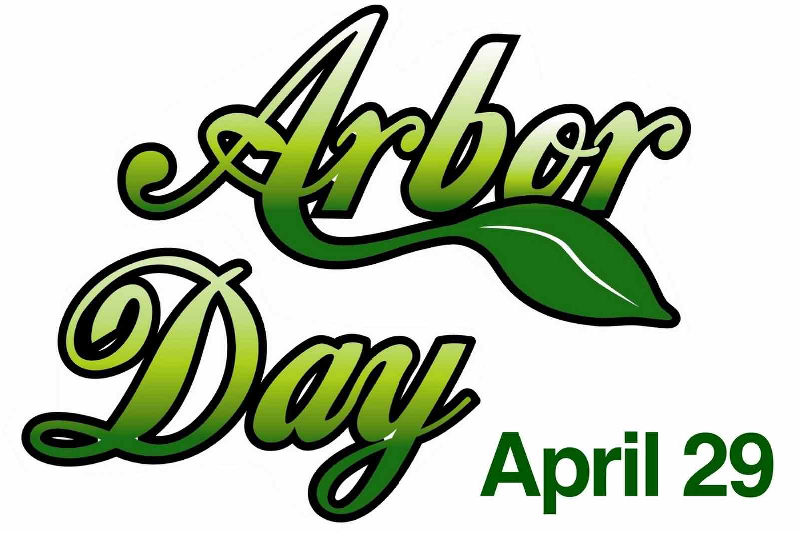 April Arbor Day Celerbrations