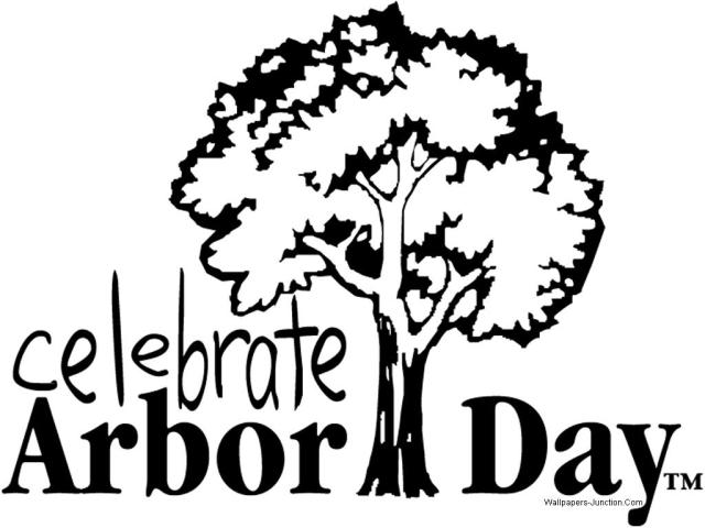 Arbor Day Clipart Image