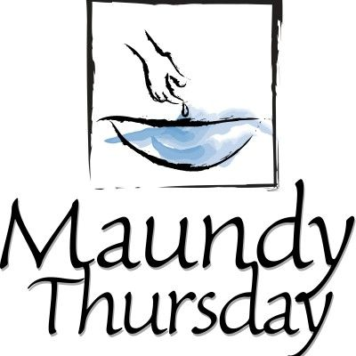 Best Wishes Maundy Thursday Greetings Message Card Images