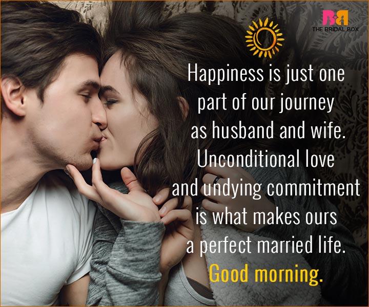 Brilliant Good Morning Love Quotes