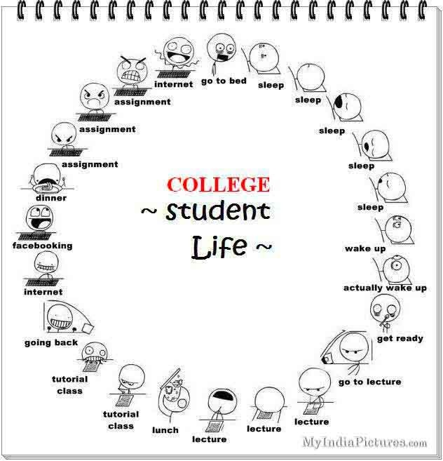 College Quotes College student life