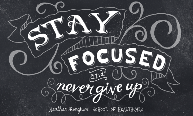 Stay Focused Quotes Pleasing College Quotes Stay Focused And Never Give Up  Picsmine