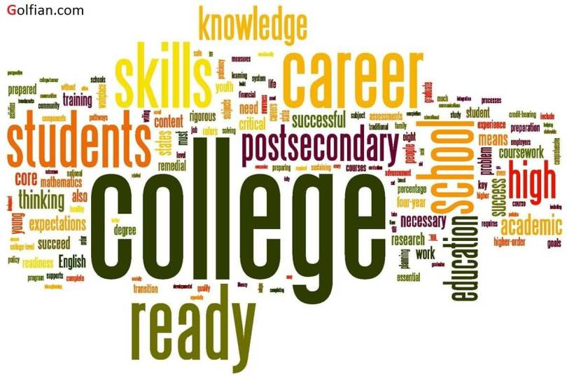 College Quotes knowledge skills career students postsecondary college high ready school