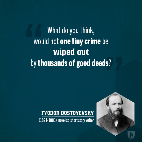 Criminal Quotes What do you think would not one tin crime