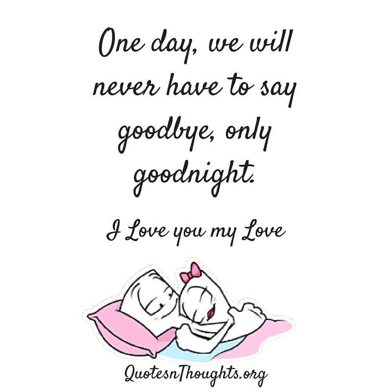 Exclusive Good Night Love Quotes