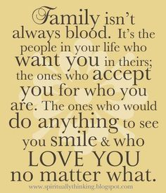 Godmother Quotes family isn't always blood it;s the